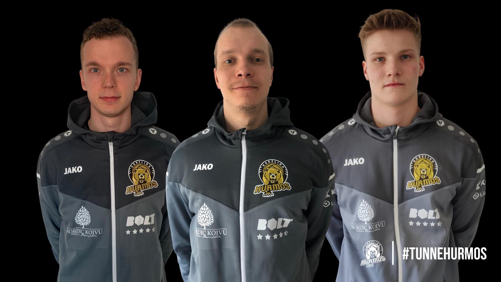 Karelian Hurmoksen joukkuekokoonpano kaudelle 2021–2022 jo lähes valmis